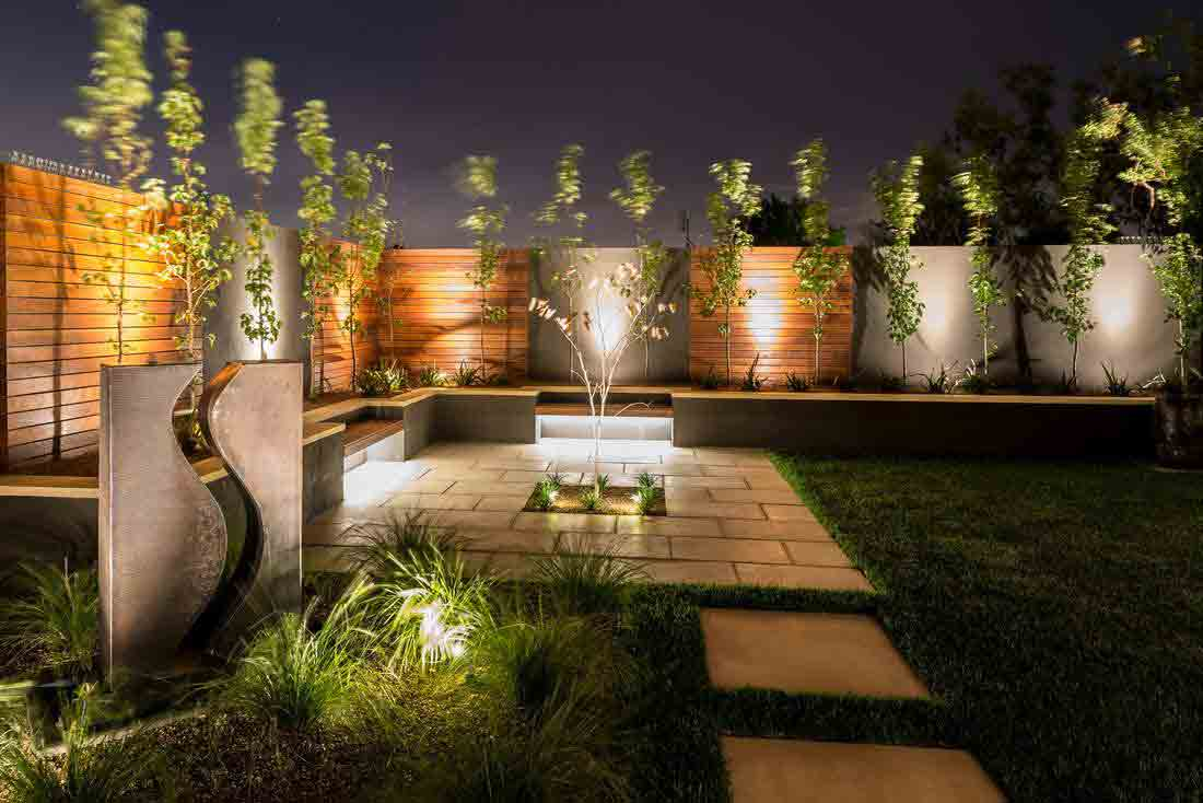 Interior remodeling commercial building contractor back yard led lighting and build aloadofball Images